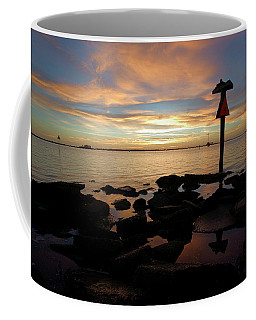 Last Light In Dunedin Coffee Mug