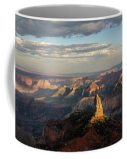 Last Light Mt Hayden Coffee Mug