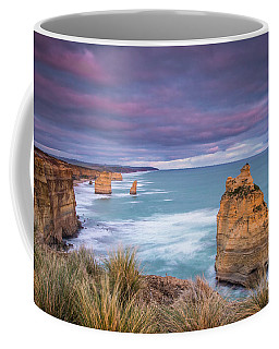 Last Light Of Day Coffee Mug