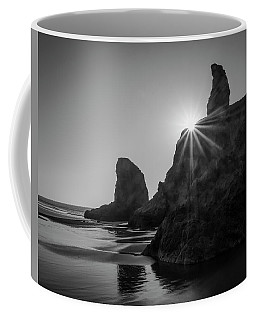Last Light On The Coast Coffee Mug