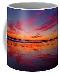 Last Light Topsail Beach Coffee Mug