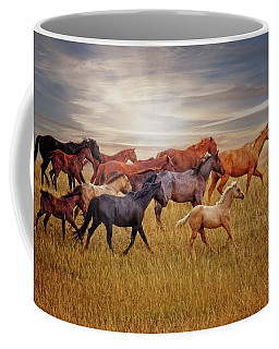 Last Light's Run Coffee Mug
