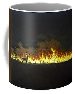 Last Look Back At Home Coffee Mug