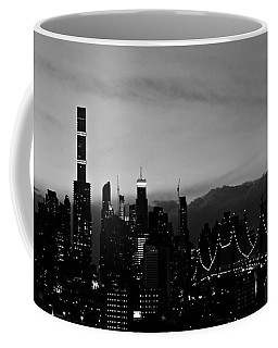 Last Night In The City Coffee Mug