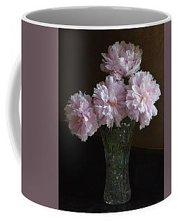Last Peonies Coffee Mug