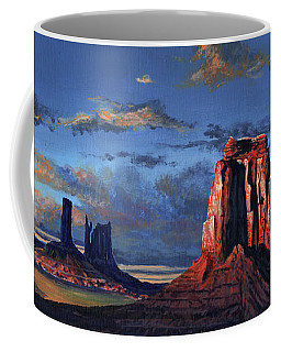 Last Rays Of The Day Coffee Mug