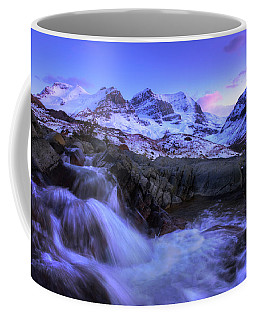 Last Rays On Andromeda Coffee Mug