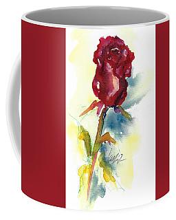 Last Rose Of Summer Coffee Mug