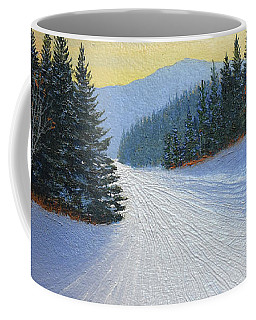 Last Run Coffee Mug