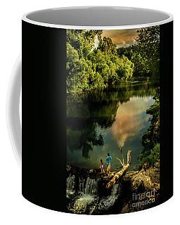 Last Seconds Of Summer Coffee Mug