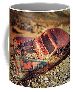 Last Steps  Coffee Mug