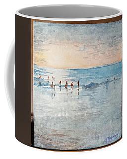 Last Swim Coffee Mug