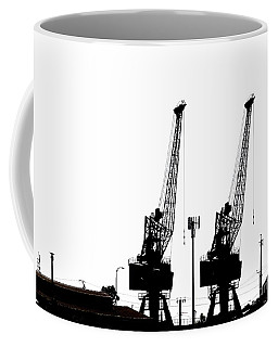 Last To The Ark Coffee Mug