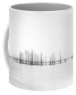 Last Trees Standing Coffee Mug