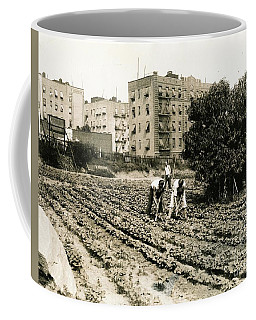 Last Working Farm In Manhattan Coffee Mug