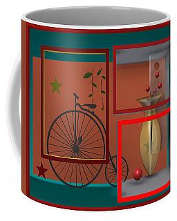 Last Years In Red Coffee Mug