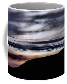 Late Afternoon Glow - Pescadero Coffee Mug by Bob Wall