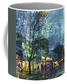 Late Afternoon In Autumn Coffee Mug