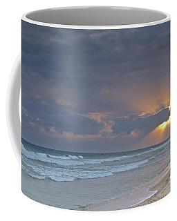 Late Afternoon In Ilha Deserta. Algarve Coffee Mug