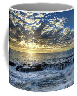 Late Afternoon In Laguna Beach Coffee Mug