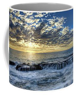 Late Afternoon In Laguna Beach Coffee Mug