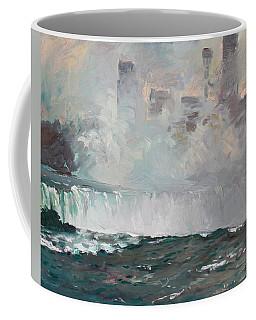 Late Afternoon In Niagara Falls Coffee Mug