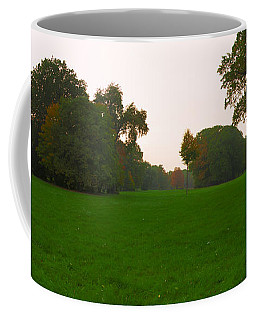 Late Afternoon In The Park Coffee Mug