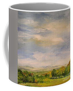 Late Afternoon In Vermont  Coffee Mug
