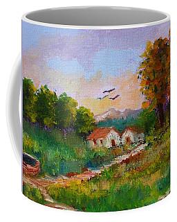 Late Afternoon Coffee Mug