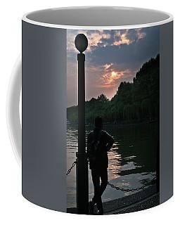 Late Afternoon On West Lake Coffee Mug