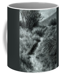 Late Afternoon Walk Coffee Mug