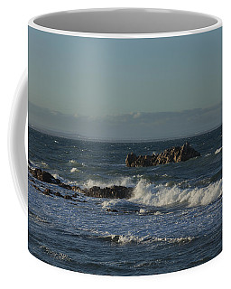 Late Afternoon Waves Coffee Mug