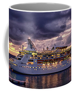 Late Arrival In Cozumel Coffee Mug
