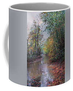 Late Autumn Afternoon Coffee Mug by John Rivera