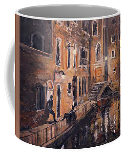 Late Evening Coffee Mug