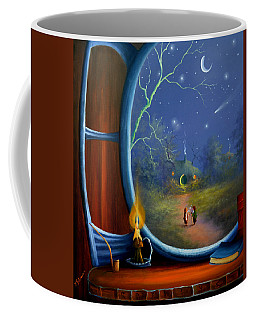 Late Evening Bag End Coffee Mug by Joe Gilronan