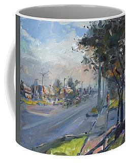 Late Evening In Guelph Street Georgetown Coffee Mug