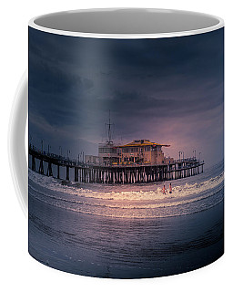 Late Evening Swim Coffee Mug