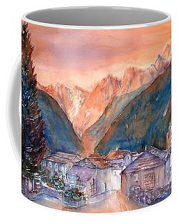 Late Fall In The Mountains No. 2 Coffee Mug