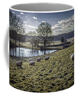 Late Fall Pastoral Coffee Mug