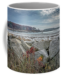 Late Fall Ride Coffee Mug