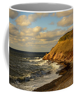 Late In The Day In Cheticamp Coffee Mug