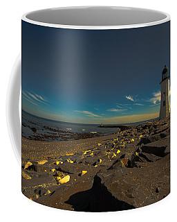 Late Light At The Light Coffee Mug