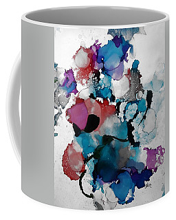 Late Night Magic Coffee Mug by Alika Kumar