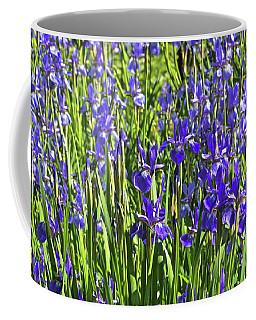 Late Spring Garden Coffee Mug