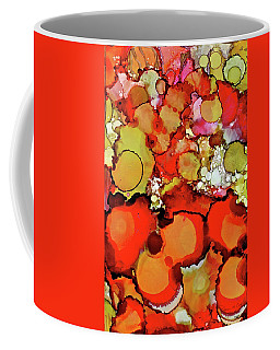 Late Summer Flowers Coffee Mug