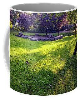 Late Summer Light Coffee Mug