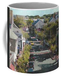 Late Summer Nantucket Coffee Mug