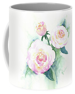 Late Summer Roses Coffee Mug