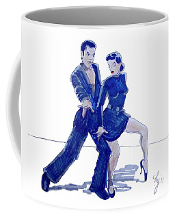 Latin Ballroom Coffee Mug